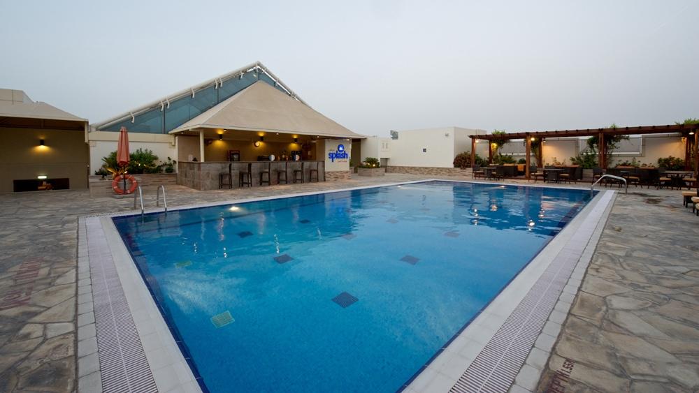 sTime Grand Plaza Splash Pool 1