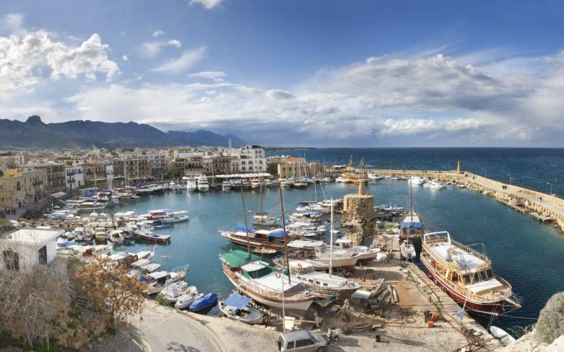 Altstadthafen Kyrenia