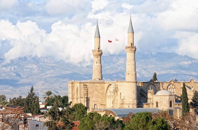 Nikosia & Selimiye Moschee