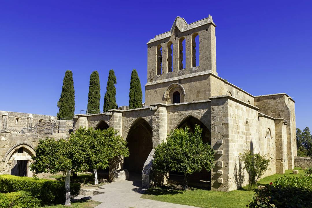Kloster Bellapais, Kyrenia